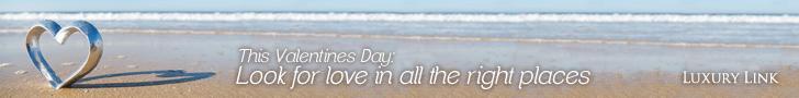 Luxury Link Valentine's Day
