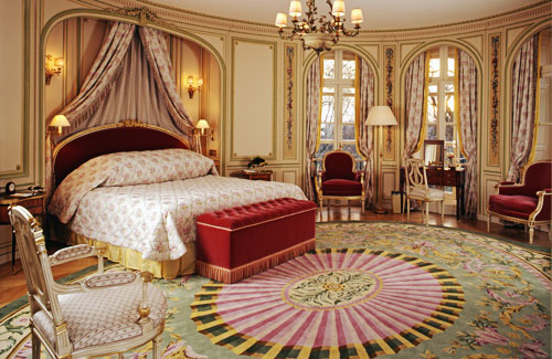 Ritz London Interior