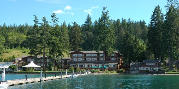 Alderbrook Resort & Spa Union, Washington