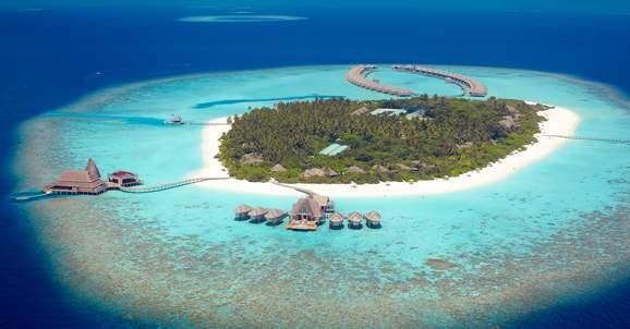 Anantara Kihavah Maldives Villas Baa Atoll, Maldives