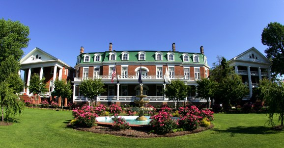 The Martha Washington Inn and Spa Abingdon, Virginia