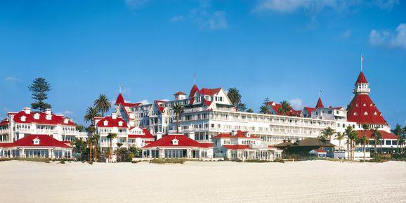 Hotel del Coronado Coronado, California