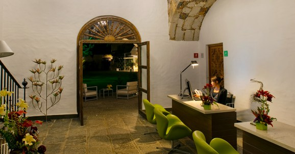 Anticavilla Hotel & Spa Cuernavaca, Mexico