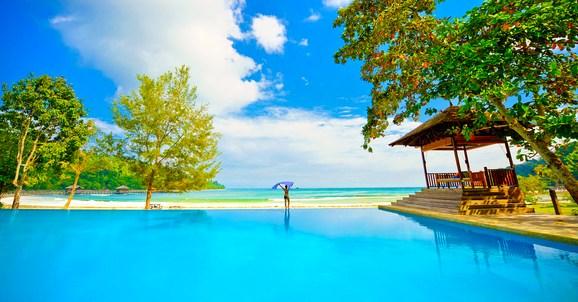 Bungaraya Island Resort Kota Kinabalu, Malaysia