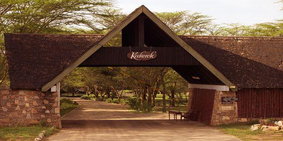 Keekorok Lodge Masai Mara, Kenya