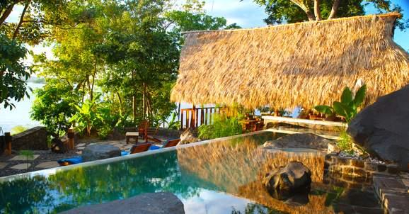 Jicaro Island Ecolodge In Granada Isletas Nicaragua All