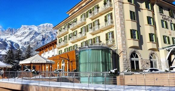 Grand Hotel Savoia In Cortina D Ampezzo Italy Hotel