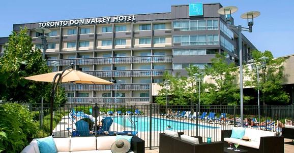 Toronto Don Valley Hotel & Suites Toronto, Ontario, Canada