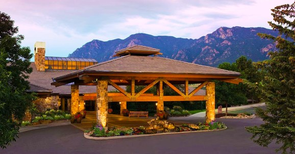 Cheyenne Mountain Resort Colorado Springs, Colorado