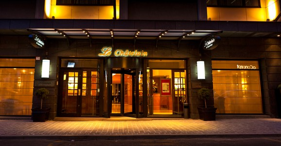 Le Châtelain Boutique Hotel Brussels, Belgium