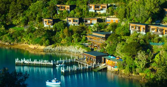 Bay of Many Coves Marlborough Sound, New Zealand