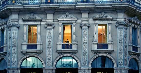 Seven Stars Galleria Milan, Italy