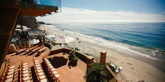 Surf & Sand Resort Laguna Beach, California