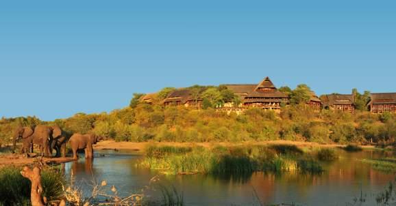 Victoria Falls Safari Lodge Victoria Falls, Zimbabwe