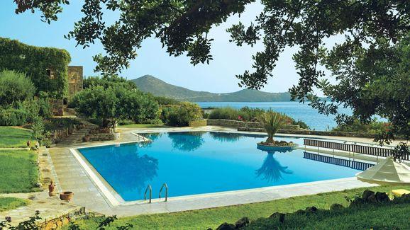 Elounda Mare Hotel Crete, Greece