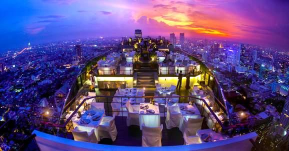 Banyan Tree Bangkok Bangkok, Thailand