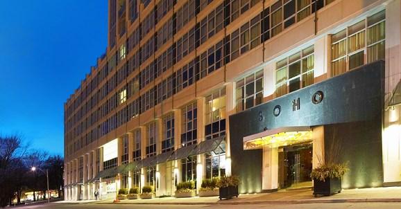 SoHo Metropolitan Hotel Toronto, Ontario, Canada