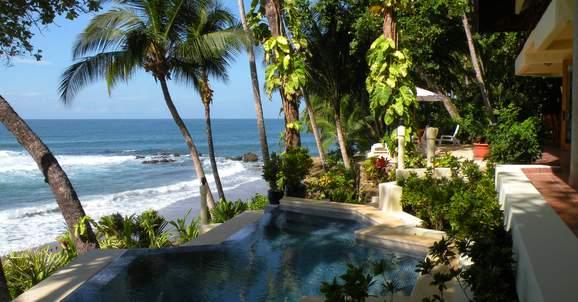 Casa Oceano In Tango Mar Beach Costa Rica Villa