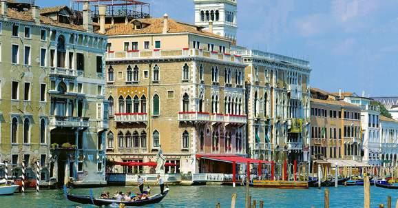 Bauer il Palazzo Venice, Italy