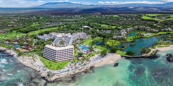 The Mauna Lani Bay Hotel & Bungalows Kohala Coast, Island of Hawaii, Hawaii