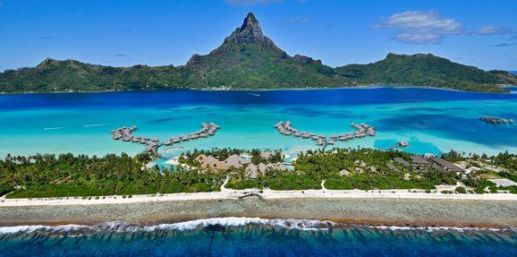 InterContinental Bora Bora Resort & Thalasso Spa Bora Bora, French Polynesia