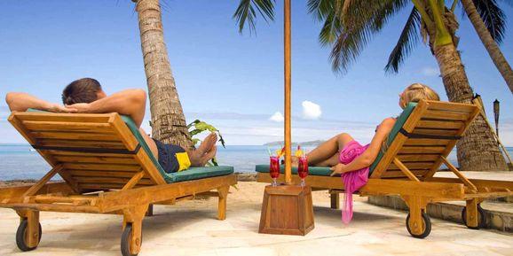 Beqa Lagoon Resort Beqa Island, Fiji