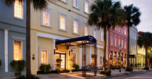 The Vendue Charleston, South Carolina