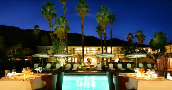 Colony Palms Hotel Palm Springs, California