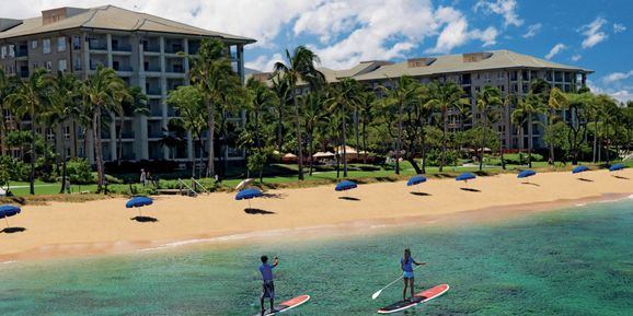The Westin Ka'anapali Ocean Resort Villas Maui, Hawaii