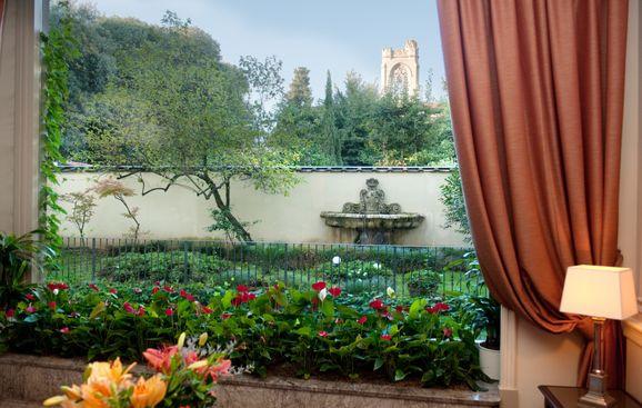Sina Hotel Villa Medici Florence, Italy