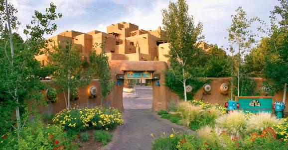 Inn And Spa At Loretto In Santa Fe New Mexico Hotel