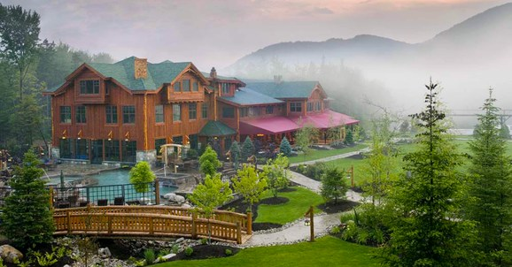 Whiteface Lodge Lake Placid, New York
