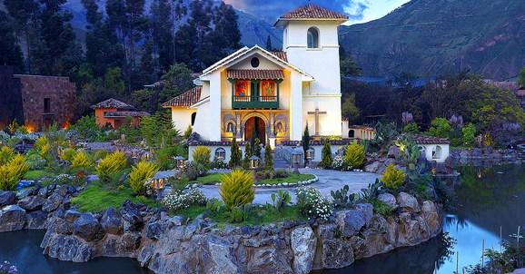 Aranwa Sacred Valley Hotel & Wellness Sacred Valley, Peru