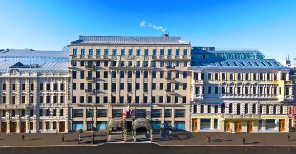 Corinthia Hotel St. Petersburg St. Petersburg, Russia