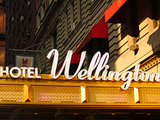 Wellington Hotel New York, New York
