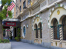 The Belvedere Hotel New York, New York