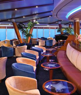 Regent Seven Seas Cruises, South America