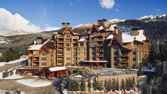Luxury canada ski vacations ski travel top travel for Ski designhotel