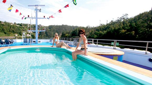 Uniworld Boutique River Cruise Collection, Douro Queen