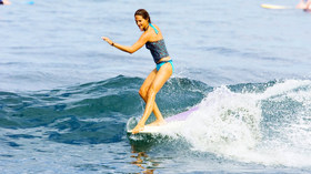Manifesta Safaris for Women, Las Olas Surf Safaris