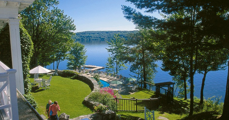 North Hatley Canada Hotels