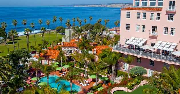 Southern California Luxury Resorts: California 5 Star Luxury Hotels
