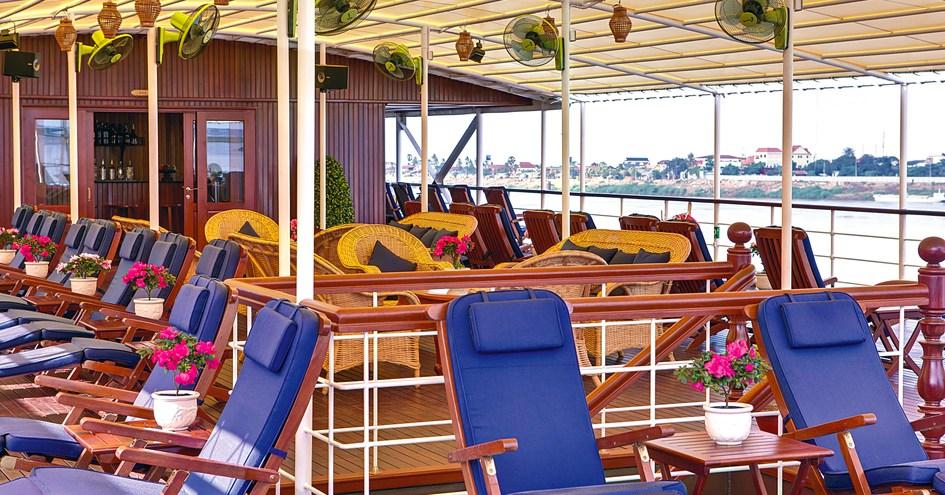 Uniworld Boutique River Cruise Collection, River Saigon