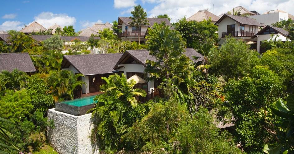 Karma kandara in bali indonesia for Five star hotels in bali indonesia