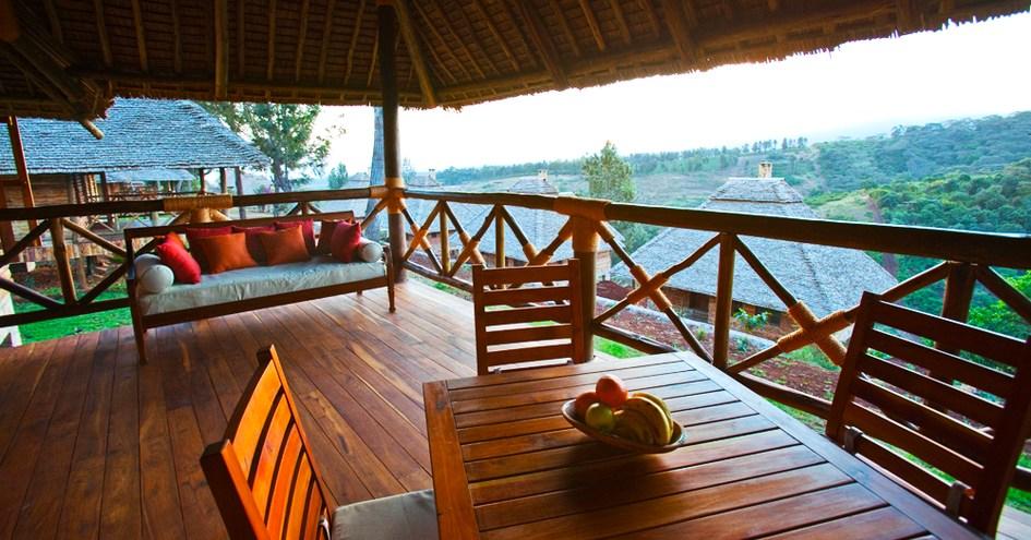 Neptune Ngorongoro Luxury Lodge