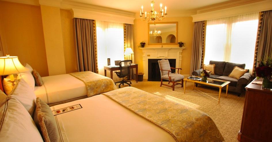 The Lenox Hotel