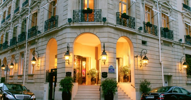 Hotel Balzac Paris