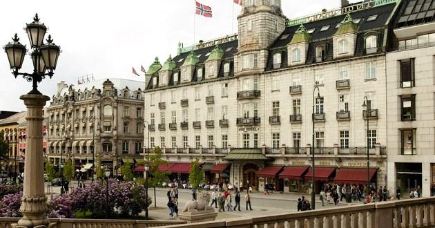 norway 5 star luxury hotels. Black Bedroom Furniture Sets. Home Design Ideas