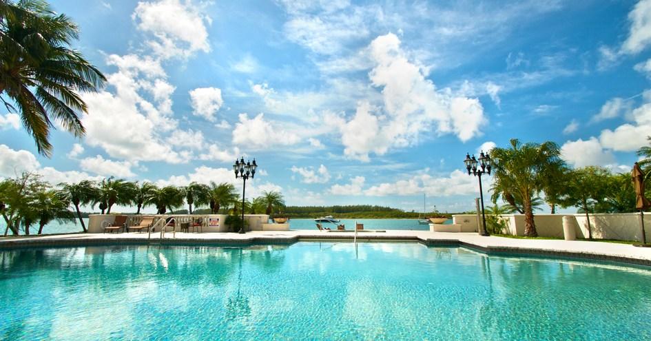 Provident Luxury Suites Fisher Island In Miami Florida