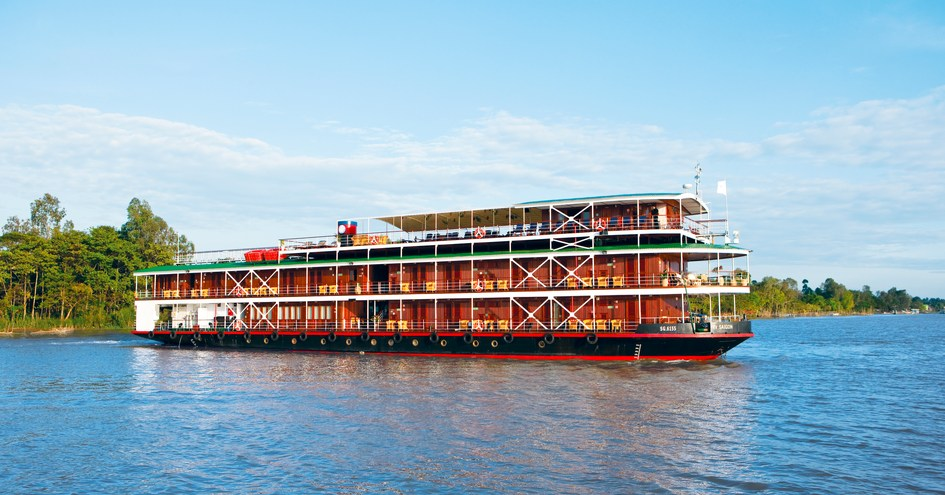 Uniworld Boutique River Cruise Collection, River Orchid